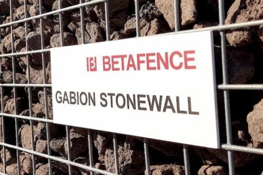 Murek gabionowy Stonewall